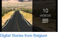 Play videos from Belgium