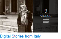 Play videos from Italy