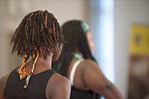 Västafrikansk dans grund gratis