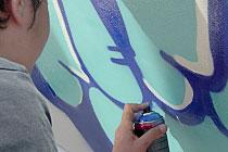 Graffiti kortkurs höstlov