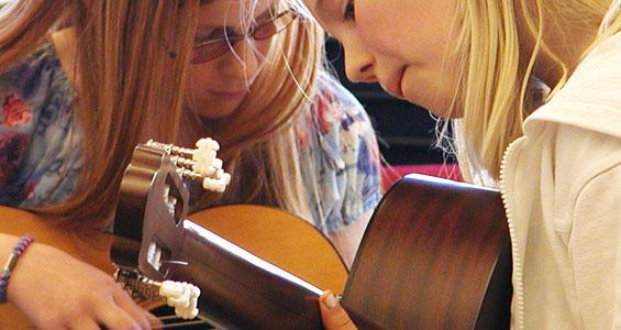 Gitarr fortsättning höstlov