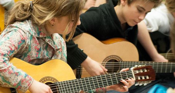 Gitarr grund kortkurs