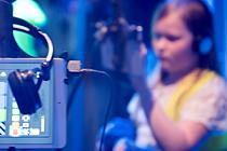 Digitalt ljud musik grund kortkurs för elever med särskilda behov
