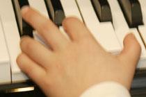 Piano och fiol grund höstlov
