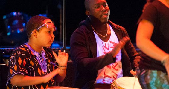 Djembe-Västafrikanska trummor fortsättning