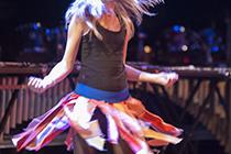 Höstlovskurs dans och teater