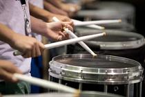 Trummor drumline fortsättning